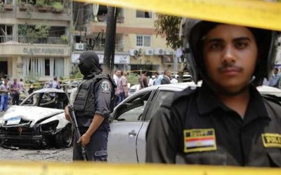 Why was Egypt's prosecutor general assassinated