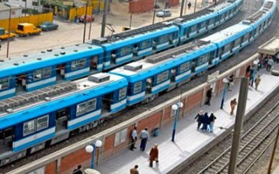 Man commits suicide on Cairo Metro, service delayed