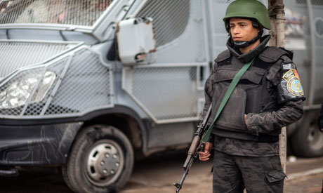 Militants killed in Cairo planned attacks against police