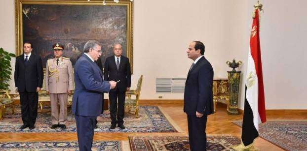Egypt's Sisi says cabinet reshuffle very soon